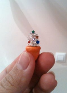 how to: tiny Christmas trees
