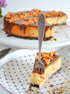 Peanutbutter-Oreo-Cheesecake