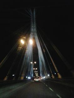 Most Świętokrzyski / Świętokrzyski Bridge | Warsaw, Poland