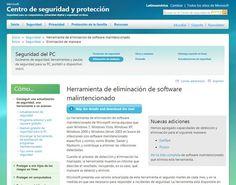 Herramienta de eliminación de software malintencionado Malware-removal de Windows | GeeksRoom