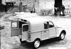 Citroen 2CV ( 1948-1990 )