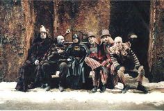 Happy 75th, Batman! 75 BTS photos from eight films - Imgur