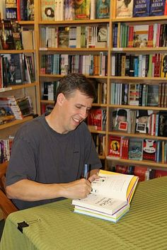 Press Democrat | Gallery | 'Wimpy Kid' book signing #JeffKinneySigningMachine #HardLuck