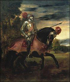 Karel V had veel oorlogen, hij had een oorlog tegen de Habsburgers, tegen de turken maar ook tegen de Italianen