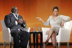 TDJakes With Oprah