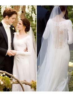 Kristen Stewart en Amanecer - http://cine.fnac.es/a865150/Crepusculo-Amanecer-Parte1-Edicion-extendida-sin-especificar