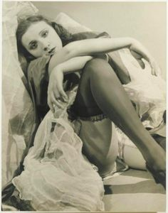 Can Can dancer by Man Ray