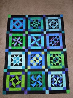 Quilts Ole Saturday Sampler