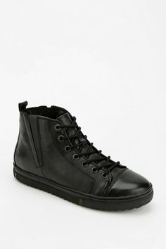 Vagabond Tiffin Leather High-Top Sneaker - Urban Outfitters
