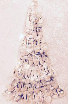 Ballet shoe Christmas Tree