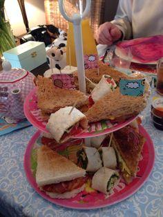 Verbazingwekkend De 77 beste afbeeldingen van High tea kinderfeestje PK-23