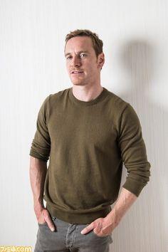 映画『アサシン クリード』の主演を務める、世界一美しい顔を持つマイケル・ファスベンダーにインタビューを敢行! - ファミ通.com