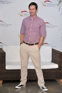 Luke MacFarlane Photos - 50th Monte Carlo TV Festival - Day 2 - Zimbio
