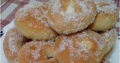 Ελληνικές συνταγές για νόστιμο, υγιεινό και οικονομικό φαγητό. Δοκιμάστε τες όλες Greek Recipes, Doughnut, Donuts, Food And Drink, Cookies, Bread, Breakfast, Cake, Sweet