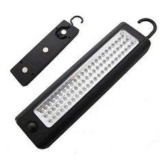 2 X ULTRABRIGHT 72 LED MAGNETIC WORKLIGHT WORK LIGHTS TORCH INSPECTION LAMP TENT  Our Price: £9.95