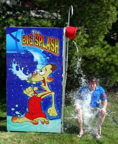 Fun for everyone.The big splash is a great alternative to the dunk tank.It creates a fun SAFE event which is inclusive of all. Serving Long Island, NY - Call (631) 321-7977