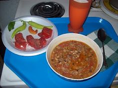 """I really like a dish called """"Hoppin' John"""" that I saw """"Mr. Food"""" cook on tv in Florida; I made it into soup. It is so yummy."""