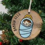 Bambin Gesù Christmas Ornaments, Holiday Decor, Home Decor, Decoration Home, Room Decor, Christmas Jewelry, Christmas Baubles, Christmas Decorations, Interior Decorating