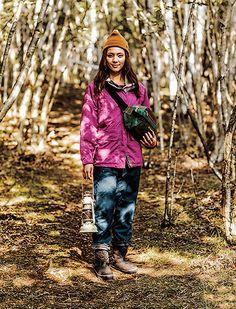 キャンプを楽しむ4つのコーデ ― CAMP TRIBE ―|最新情報|コロンビアスポーツウェア 公式サイト - Columbia Sportswear