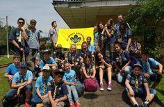 Grupo Escoteiro Iguaçu 43º SC Porto União: Escoteiros em Engenheiro Mello