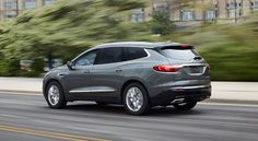 2018 Buick Enclave Performance and Efficiency