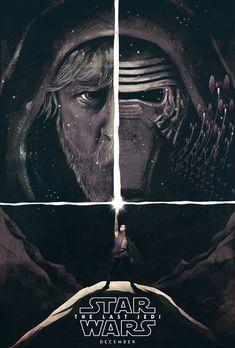 Amazing Illustration of Star Wars: The Last Jedi 15