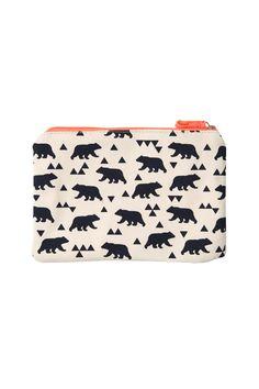 funky pencil case | Cotton On KIDS http://shop.cottonon.com/shop/product/funky-pencil-case-bear/