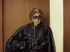 Look, I AM your Mother! :) #StarWars