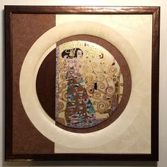 Key Frame, Gustav Klimt, Custom Framing, Photos, Mirror, Painting, Couture, Design, Home Decor