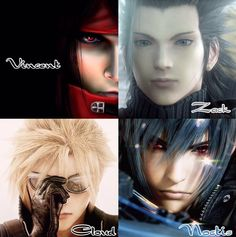 Who is your favorite FF male character? http://saikoplus.com