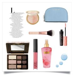"""Beauty"" by alice0001 on Polyvore featuring beauté, MICHAEL Michael Kors, Benefit, Too Faced Cosmetics, NARS Cosmetics, Victoria's Secret et Topshop"