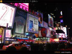 Times Square, una pasión fotográfica en New York #ccentral #fleytong