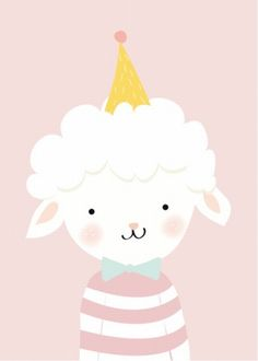 #Sheep #Poster lief
