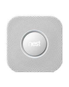 The Amazing List: 75 Smart Home Tech Solutions. Nest smoke and carbon monoxide detector sends alerts via your phone. High Tech Gadgets, Home Gadgets, Smart Home Technology, Technology Gadgets, Phillips Hue Lighting, The Jetsons, Home Automation, Smart Technologies, Home Depot