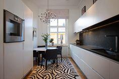 Квартира в Стокгольме 96 кв.м.