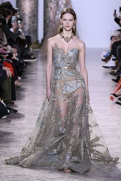 Elie Saab Haute Couture Spring Summer 2017 Paris January 2017
