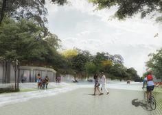 Galería - Célula Arquitectura, segundo y tercer lugar por plan maestro en cerros Nutibara y La Asomadera / Medellín - 9