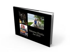 Landscape Photo Book - Printed Hard Cover 11 x 8.5, 30 Extra Page
