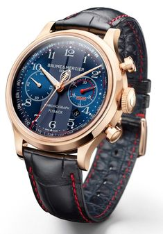 23188ac1907 Baume   Mercier Is Now Producing Official Shelby Cobra Watches