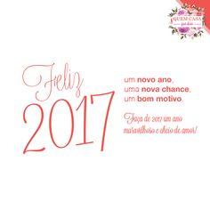 VEM 2017!!! Será um ano de muitas emoções aqui no QCQD: novos projetos, novos horizontes e, principalmente, MUITO AMOR! Teremos um ano repleto de casamentos!!! Muito obrigada a todos os parceiros, profissionais, amigos e seguidores que fizeram de 2016 um ano de muito sucesso. Estamos ansiosas pelos novos desafios de 2017!😍    #feliz2017 #felizanonovo #reveillon #amor #paz #noivas2017 #NataliaVaiCasar #FINALMENTE #ClarisseVaiCasar #DENOVO #quemcasaquerdicas #dicascasamento