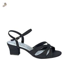 Touch Ups Monaco Women's Black Sandals 13 M - Benjamin walk pumps for women (*Amazon Partner-Link)