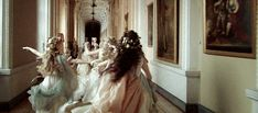 """ The entire 90 minute film was filmed in one shot. It took three takes to get it right. (x) Russian Ark (2002) """