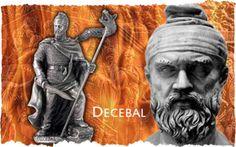 Decebal cel mai important rege al Daciei Medieval Knight, Amen, Joker, Statue, Fictional Characters, Knights, King, Knight, The Joker