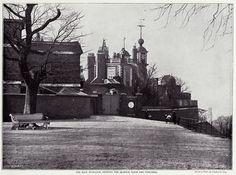 Greenwich Observatory, London in 1896