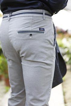 Mason's Man Chino Pants model Torino Elegance Gabardina Bicolor V2 - Masons