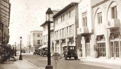 Throwback Thursday - Spanish Village on Miami Beach in 1930! #TBT #ThrowbackThursday #MiamiBeach