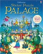 Sticker puzzle palace Usborne Publishing Out 1st July 2014 www.usborne.com