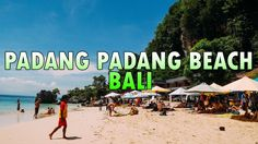Padang Padang Beach Bali - Beautiful White Sand Beach
