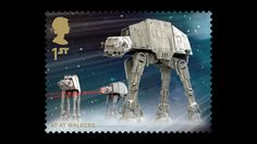 Force-Powered Mail: Star Wars Stamps Coming to the UK   StarWars.com