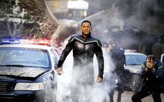 Hancock - Will Smith HD Wallpaper in Full HD from the Movies & TV category. Tags: hancock, will smith Hancock 2008, John Hancock, The Smiths, Men In Black, Deadshot, Kat Dennings, Christopher Nolan, Steve Rogers, Leto Joker